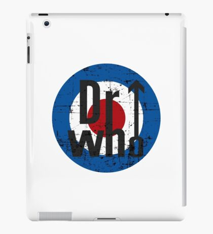 The Dr Who iPad Case/Skin