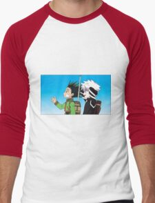 Hunter X Hunter (2011) Men's Baseball ¾ T-Shirt