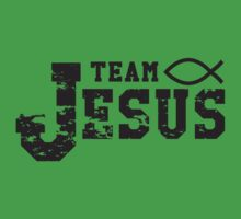 Team Jesus Baby Tee
