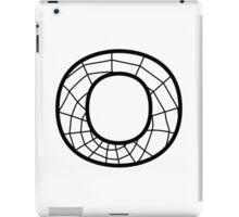 Spiderman O letter iPad Case/Skin
