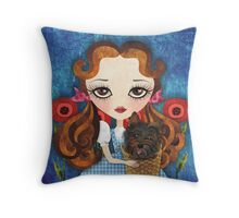 Dorothy ~ Oz Series Throw Pillow