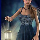 Little Girl Blue by InfinityRain
