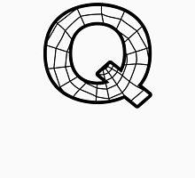 Spiderman Q letter Unisex T-Shirt