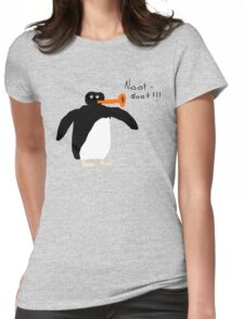 NOOT NOOT PINGU Womens Fitted T-Shirt