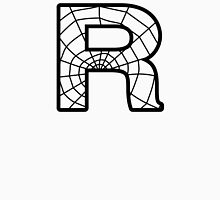 Spiderman R letter Unisex T-Shirt