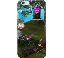 Nap in the Glade iPhone Case/Skin