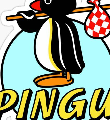 Penguin NUT Sticker