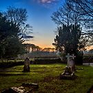Capel Colman Sunset by mlphoto