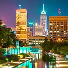 An Evening in Indianapolis by Gregory Ballos