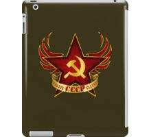 CCCP Army iPad Case/Skin