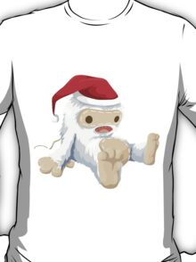 Glitch miscellaneousness collectors edition 2010 glitchmas yeti T-Shirt