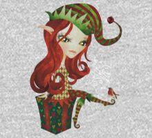 Elfie Elf Kids Tee