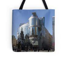 Haas House, Vienna Austria Tote Bag