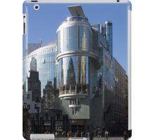 Haas House, Vienna Austria iPad Case/Skin