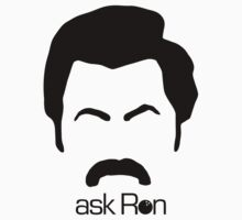Ask Ron (light) by Option5