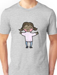 retro cartoon sticker Unisex T-Shirt
