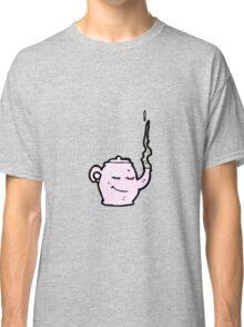 tea pot cartoon  Classic T-Shirt