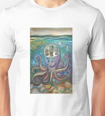 Octopus. Unisex T-Shirt