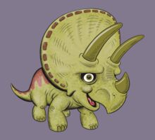 Triceratops Kids Clothes