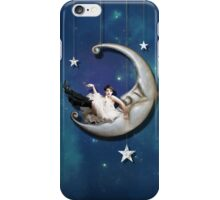 Paper Moon iPhone Case/Skin