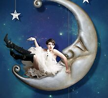 Paper Moon by Linda Lees