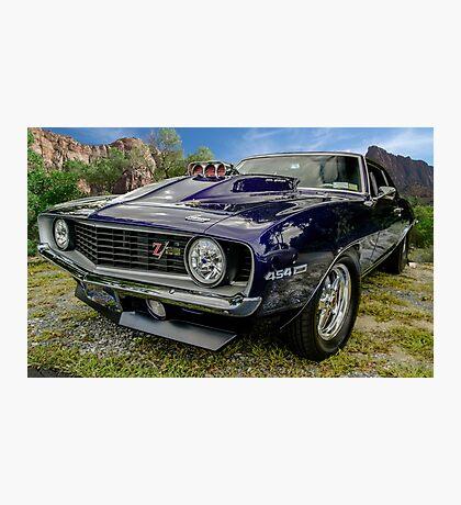 Z28 Camaro Pro Photographic Print