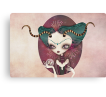 Arielle (Aries) ~ Zodiac Series Canvas Print