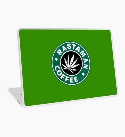 RASTAMAN COFFEE Laptop Skin