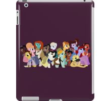 My Little Disney Princesses iPad Case/Skin