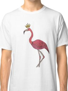 Queen Flamingo Classic T-Shirt