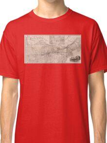 The Grand Trunk Railway 1885 Classic T-Shirt