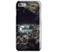 Lunar Eclipse iPhone Case/Skin