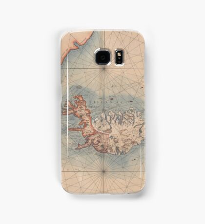 Iceland 1767 Samsung Galaxy Case/Skin