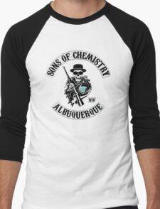 Sons of Chemistry Men's Baseball ¾ T-Shirt
