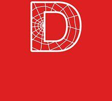 Spiderman D letter Unisex T-Shirt