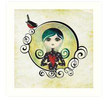 Celine Art Print