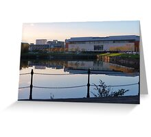 Vue Over a Loch Greeting Card