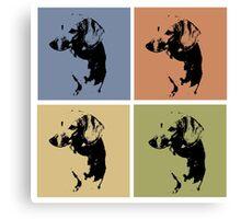 Goofy 2 Canvas Print