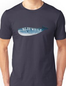 A Blue Whale Casts Dark Shadows T-Shirt
