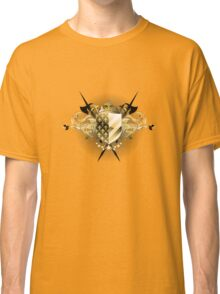 Medieval Shield Classic T-Shirt