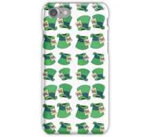 The Mad Hatters Hat iPhone Case/Skin