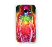 Chakra energy and aura Samsung Galaxy Case/Skin