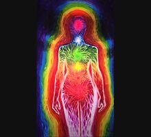 Chakra energy and aura Unisex T-Shirt