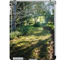 0317  Jenny's Garden iPad Case/Skin