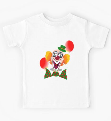 Clown Kids Tee