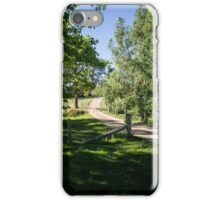 0319  Jenny's Garden iPhone Case/Skin