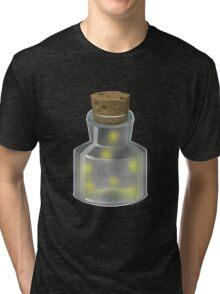 Glitch miscellaneousness firefly jar Tri-blend T-Shirt