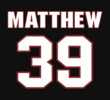 NFL Player Matthew Tucker thirtynine 39 by imsport
