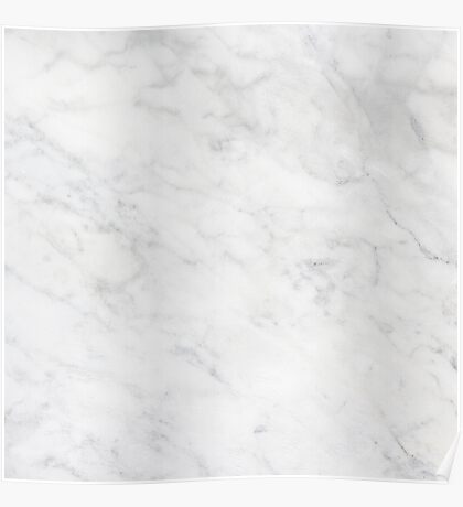 Marble Stone Texture Poster