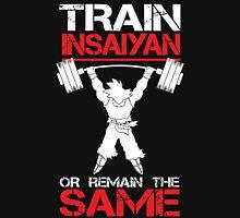 Train Insaiyan Remain Same Unisex T-Shirt